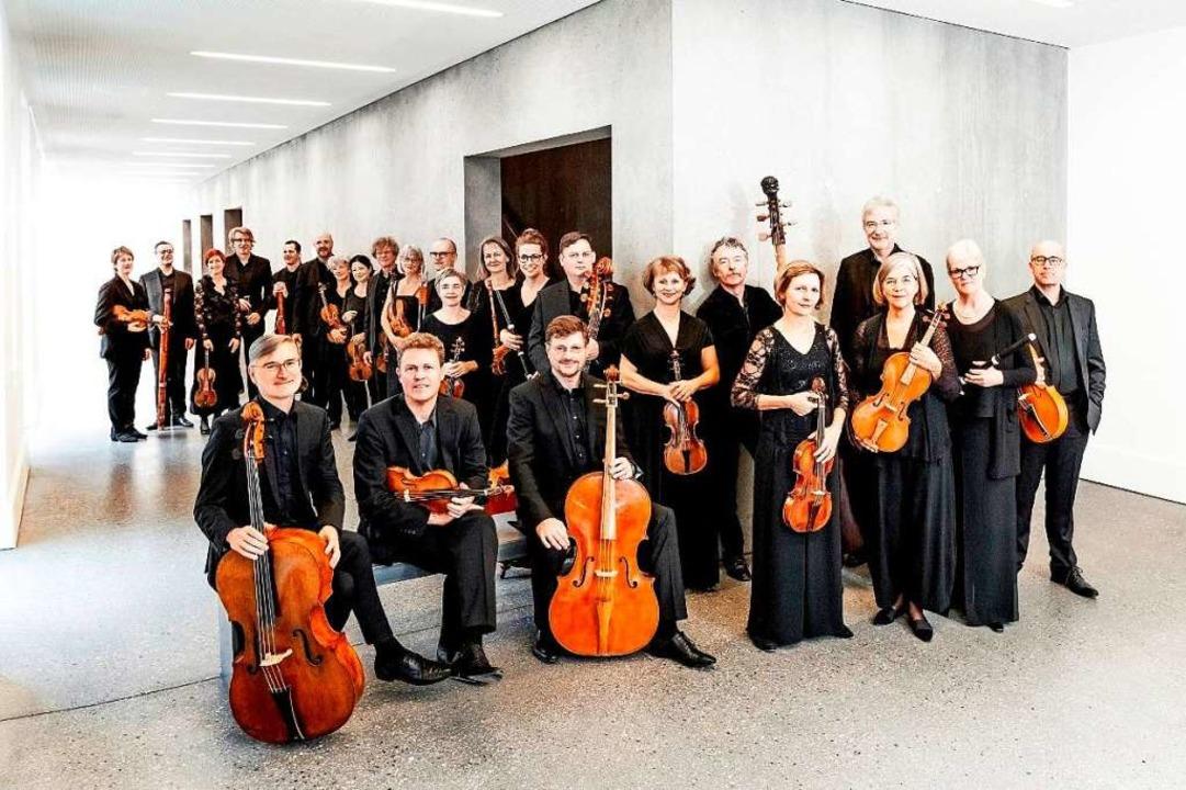 Geht hinein in die Stadt: das Freiburger Barockorchester  | Foto: Foppe Schut