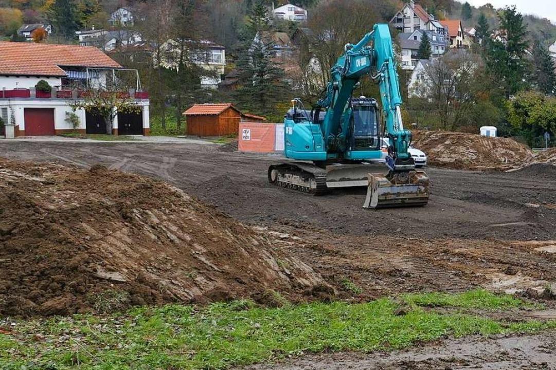Die Stadt Lörrach soll Kriterien für den Verkauf von Baugrundstücken entwickeln.  | Foto: Peter Gerigk