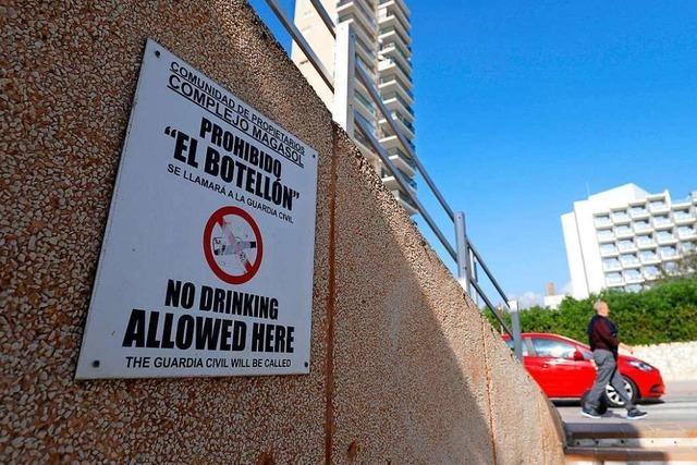 Mallorca will illegale Partys hart bestrafen