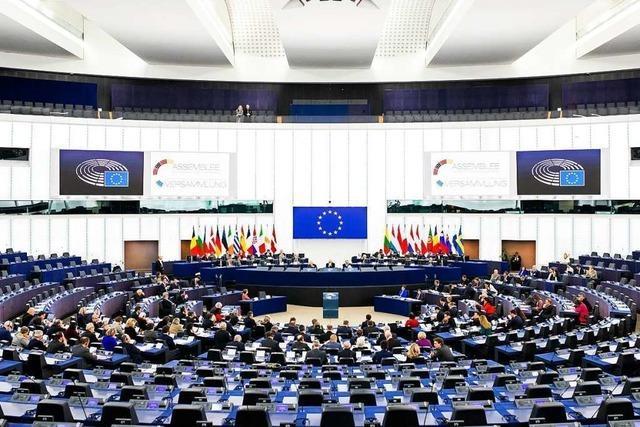 Newsblog: Europaparlament will stärkere Kooperation in Sachen Gesundheit