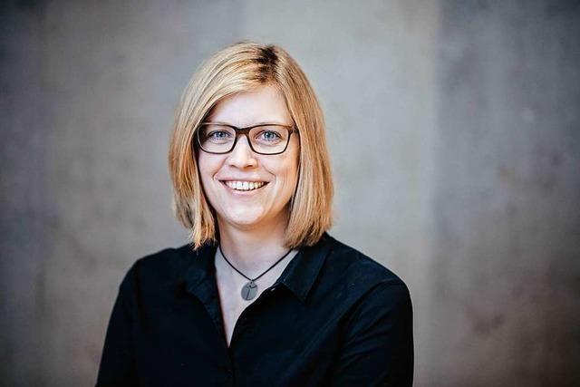 Jutta Zeisset kandidiert im Kreis Emmendingen für die CDU