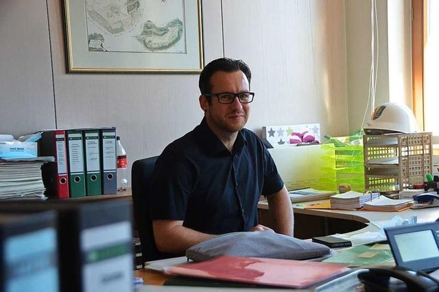Gundelfingens neuer Hauptamtsleiter: