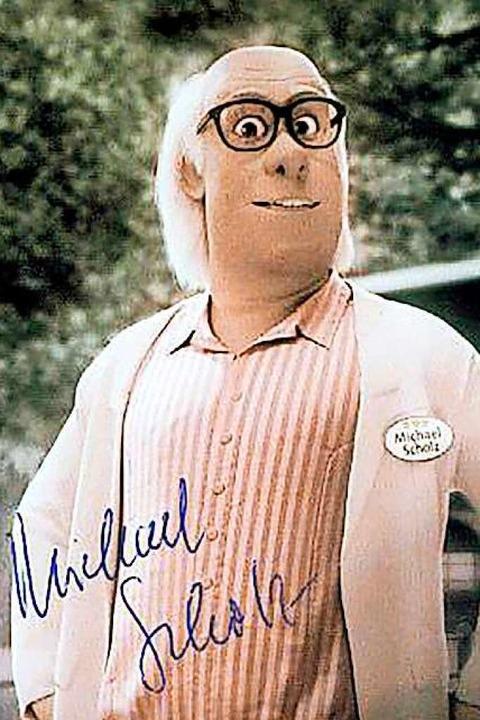 Michael Scholz taucht auch als Comicfi...nem Animationsfilm der Mack Media auf.  | Foto: Europapark