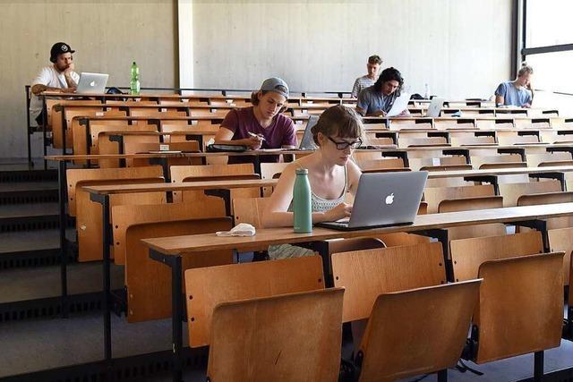 So läuft das digitale Semester an den Freiburger Hochschulen