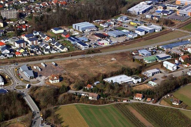 Baumarkt auf dem Dampfsägeareal in Laufenburg soll 2021 öffnen