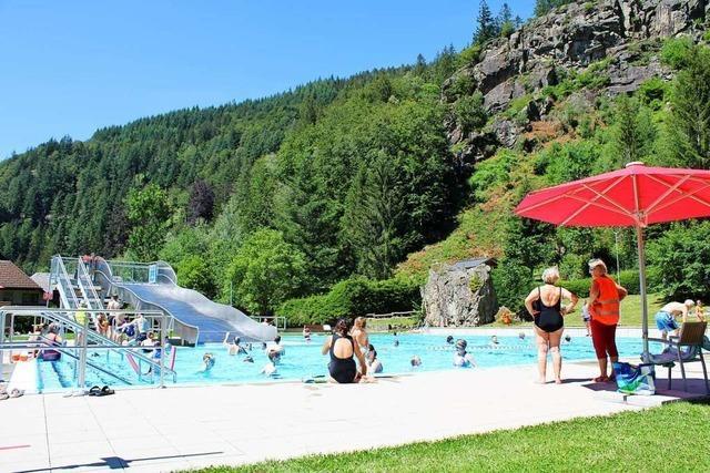 Im Todtnauer Freibad ist Badespaß ohne Reservierung möglich