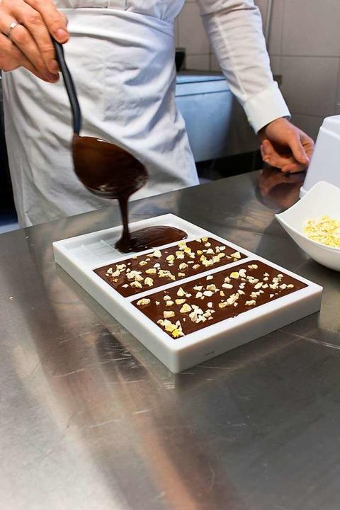 Hmmh! Schokolade handmade im Schwarzwald  | Foto: Gasthof Bischenenberg