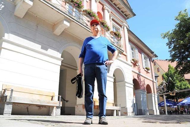 Was Artur Cremans aus 40 Jahren im Schopfheimer Gemeinderat berichten kann