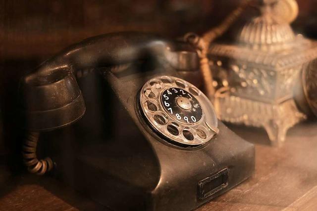 Postmeister geht epochalen Schritt – als das Telefon nach Grenzach-Wyhlen kam