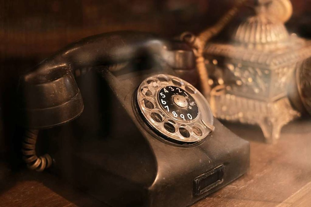 EIn altes Telefon  | Foto: jakkapan - stock.adobe.com