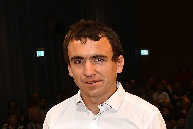 Dauerkandidat Samuel Speitelsbach tritt bei der Wahl in Schuttertal an