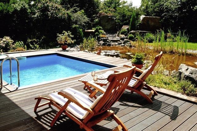 Umweltschutz gilt auch für Badespaß