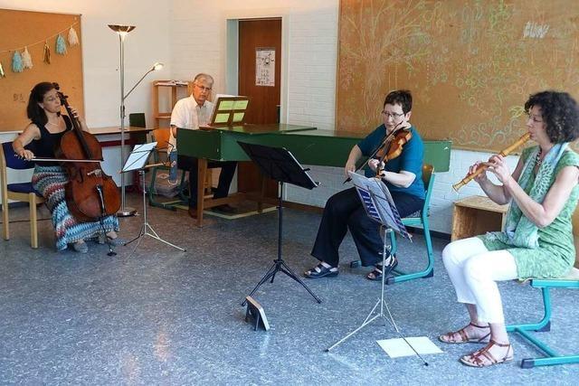 Die Musikschule Rheinfelden geht in Zeiten von Corona neue Wege