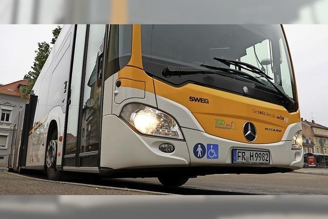 Von Busfahrkarten und Bürokratie