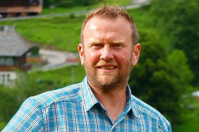 Manfred Knobel ist neuer Bürgermeister von Aitern