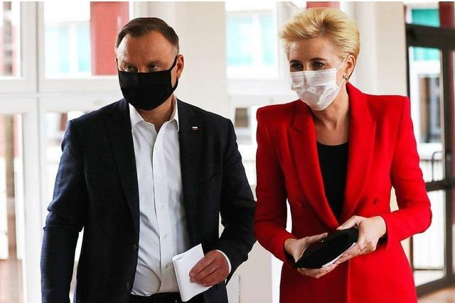 Das Ergebnis der Wahl in Polen könnte vor Gericht landen