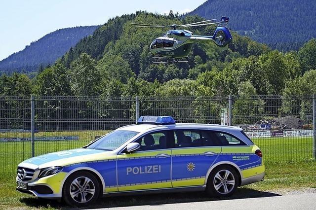 Polizei sucht Yves Rausch