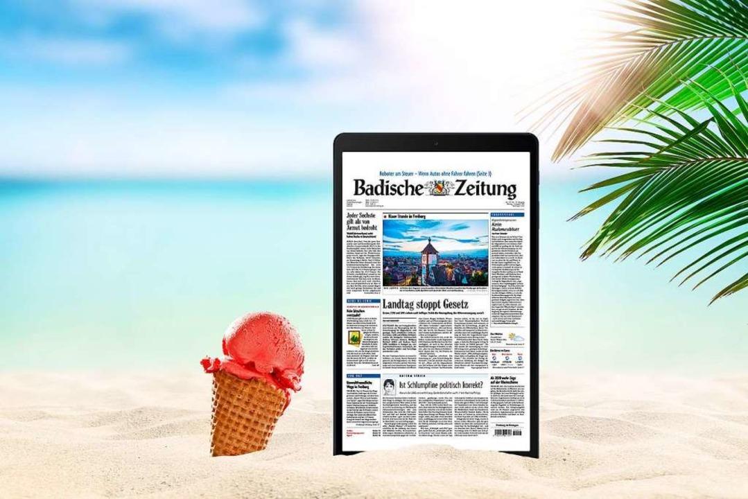 Wer jetzt schnell ist, kann sich alle ...alaxy Tablet zum Aktionspreis sichern.  | Foto: Mariusz Blach (stock.adobe.com)