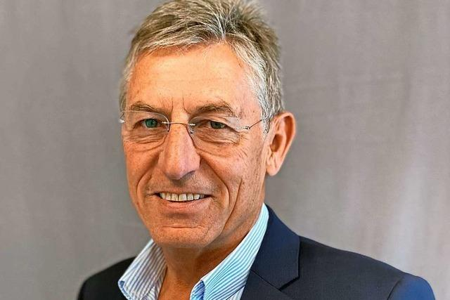 Rainer Zeller wird neuer Weinbaupräsident