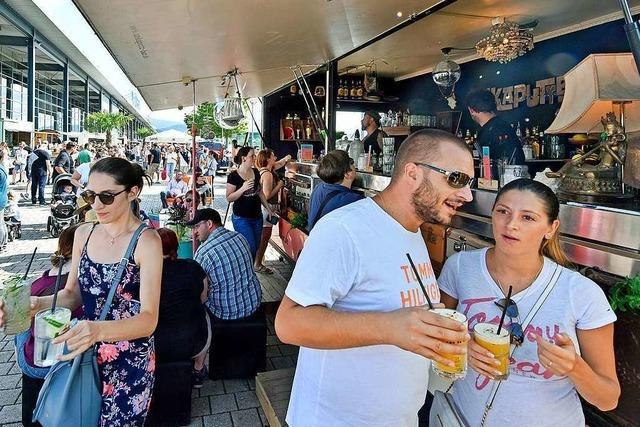 Street-Food-Market findet im August auf der Messe Freiburg statt