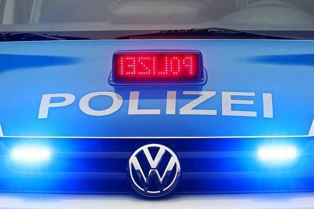 Kleinbus überschlägt sich in Laufenburg