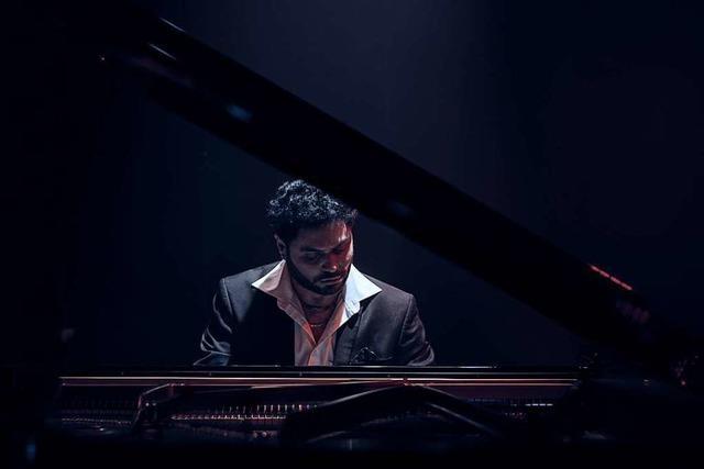 Pianist Pervez Mody spielte Chopin und Skrjabin beim