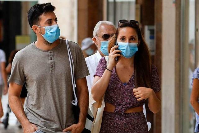 Mallorca-Maskenpflicht begründet keinen Stornoanspruch