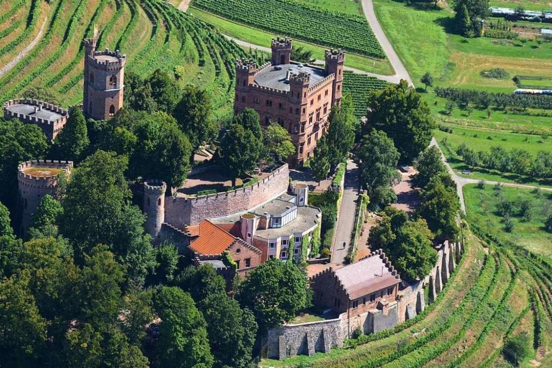 Eine der schönsten  Jugendherbergen Deutschlands ist Schloss Ortenberg.   | Foto: Ralf Burgmaier
