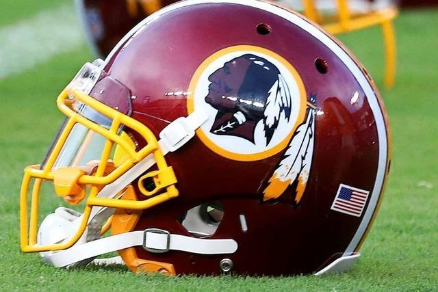 Die Washington Redskins ändern ihren Namen