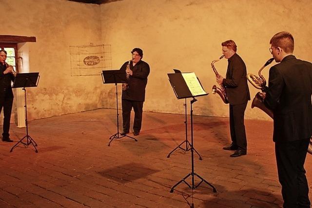 Saxophonmusik für Kulturhungrige