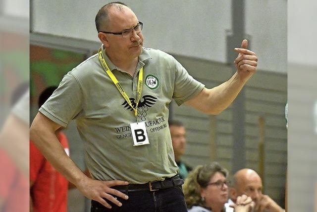 Die Hofweierer Handballer kehren in die Halle zurück