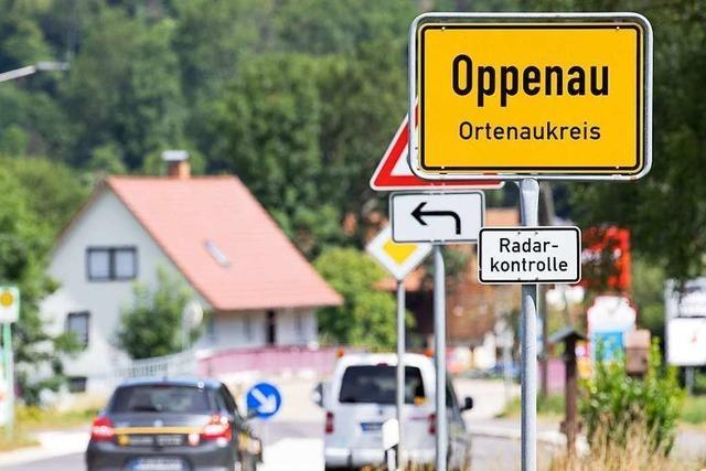 Schwerbewaffneter Mann aus Oppenau nach wie vor auf der Flucht