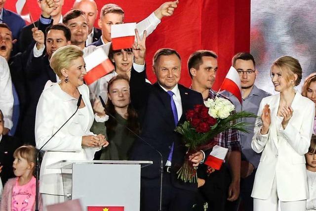 In Polen bleibt nach der Wahl nur ein Fünkchen Hoffnung