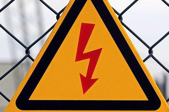 Stromausfall schnell behoben