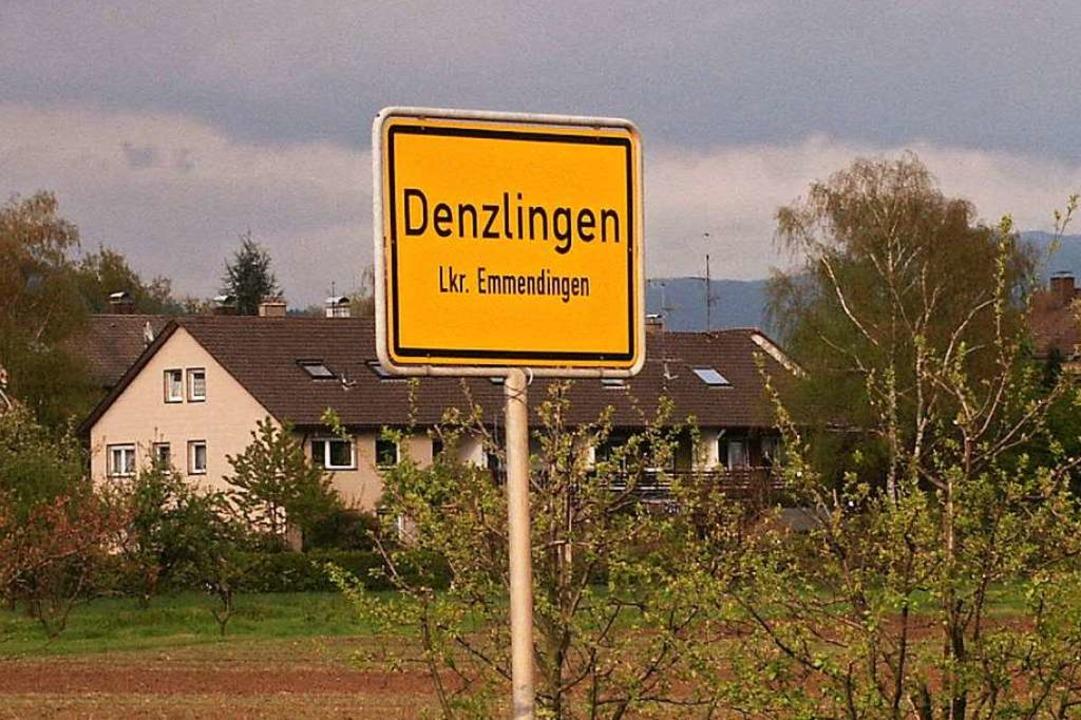 Denzlingen liegt vor Freiburgs Toren &...Straße in Denzlinger Straße umbenannt.  | Foto: Frank Kiefer
