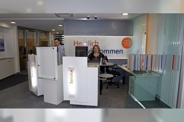 Raiffeisenbank öffnet Kundenhalle wieder