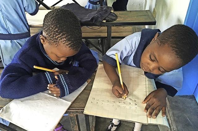 Hat die Schule in Simbabwe eine Zukunft?