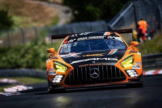 Der Rickenbacher Manuel Metzger feiert Doppelsieg auf dem Nürburgring