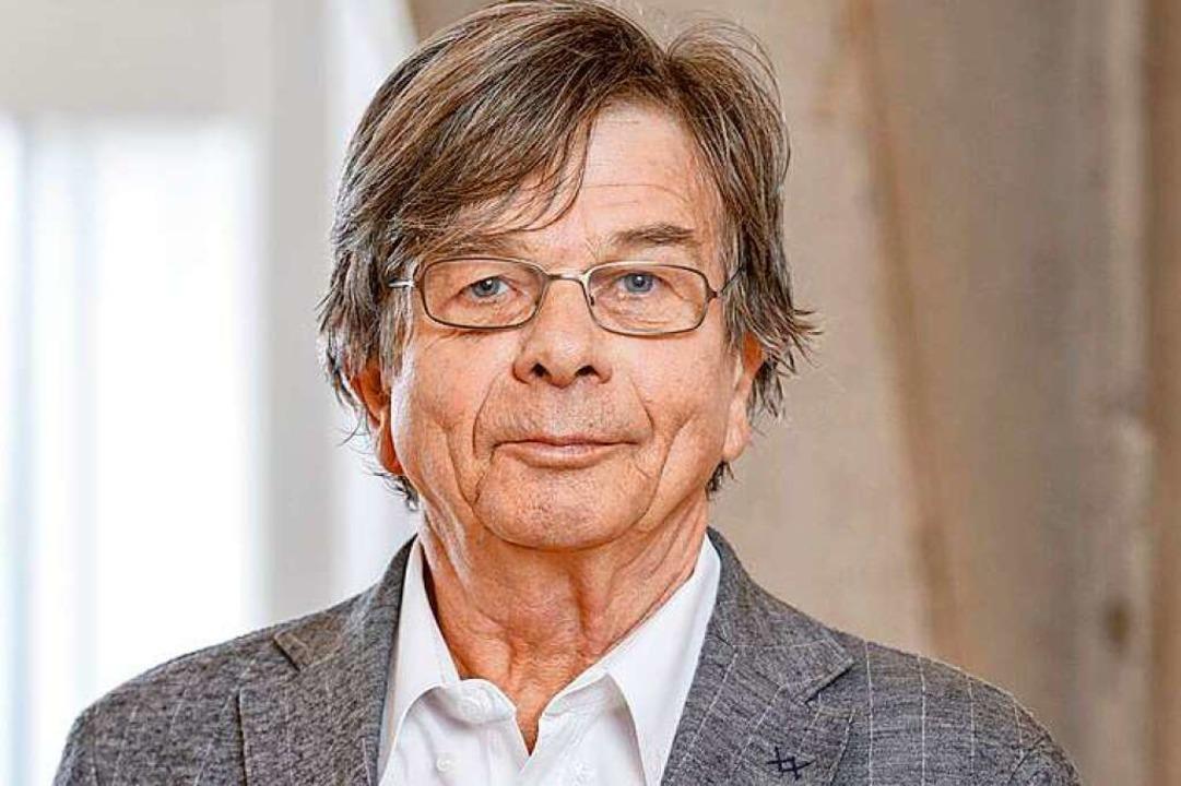 Hans-Jörg Albrecht ist emeritierter Di...isches und internationales Strafrecht.  | Foto: Max Planck Institut für ausländisches und internationales Strafrecht