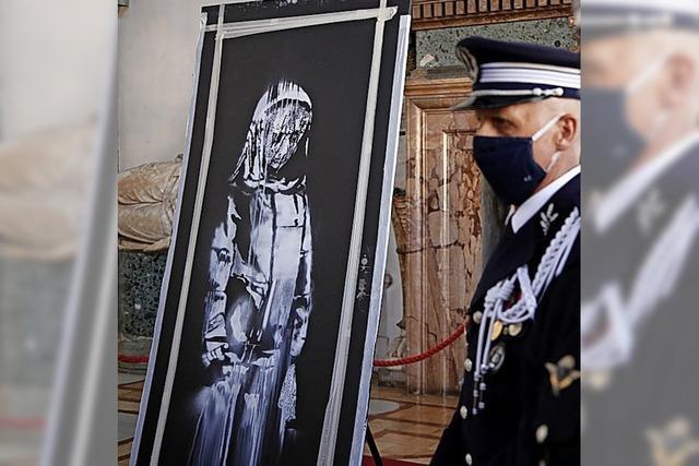 Italien gibt einen Banksy zurück