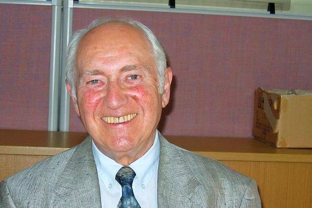 Roland Meder ist im Alter von 88 Jahren gestorben