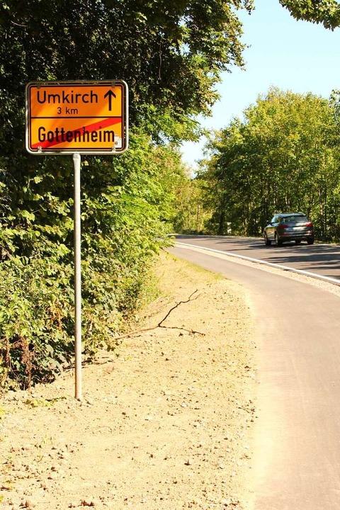 Das Land habe keine Flächen für einen ..., heißt es aus Umkirch und Gottenheim.  | Foto: Mario Schöneberg