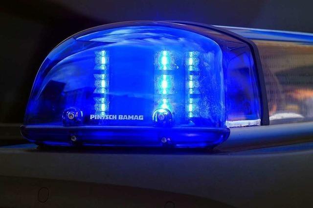 Polizei vermutet Drogenmissbrauch in Murg