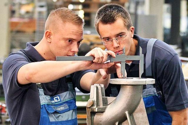 Viele Ausbildungsplätze in der Region Freiburg sind noch frei