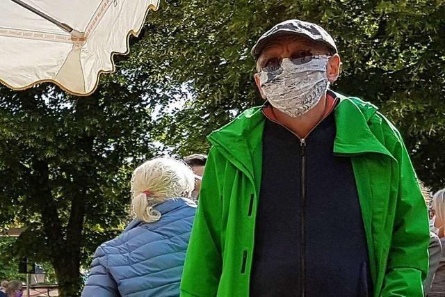 Stadträtin fordert Wiedereinführung der Maskenpflicht auf dem Wochenmarkt