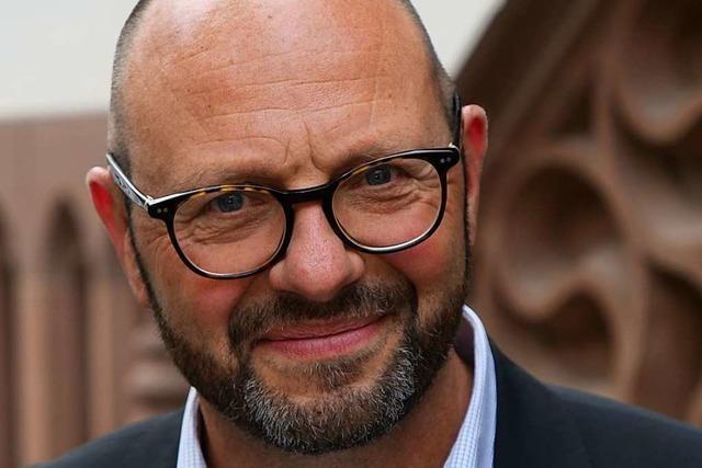 Roland Meder wird Leiter des Haupt- und Personalamts der Stadt Freiburg