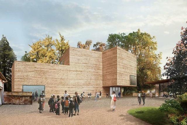 Die Fondation Beyeler in Riehen will bis 2023 erweitern