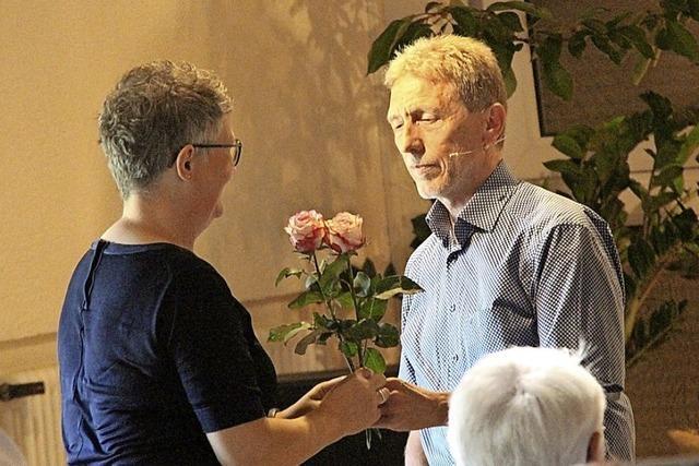 Evangelische Gemeinde verabschiedet Adalbert Kanzinger