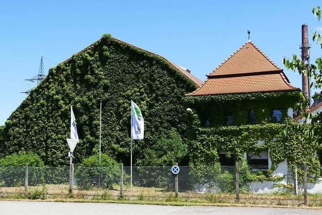 Wie die Stadt Lörrach eine Industriebrache beleben will