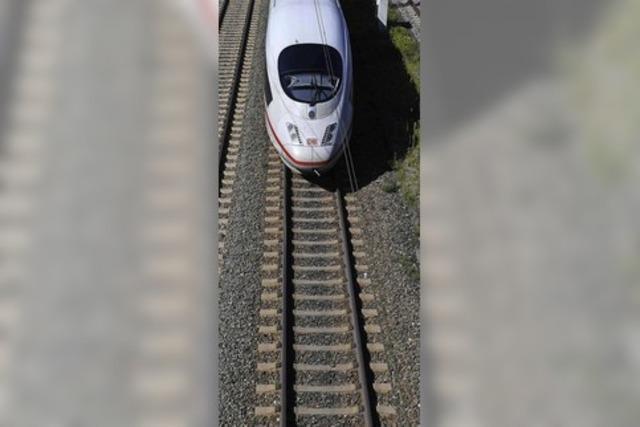 Die Bahn baut den Fernverkehr aus